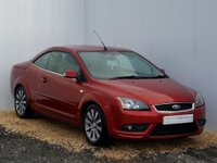 USED 2008 08 FORD FOCUS 2.0 CC2 2d 144 BHP
