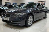2014 BMW 5 SERIES 2.0 520D SE 4d 181 BHP £7895.00