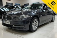 USED 2014 63 BMW 5 SERIES 2.0 520D SE 4d 181 BHP