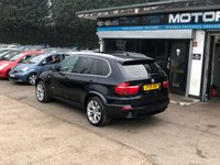USED 2009 BMW X5 3.0 XDRIVE35D M SPORT 5d AUTO 282 BHP FULL DEALER SERVICE HISTORY, 7 SEATER, LOW MILES
