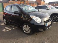 USED 2014 64 SUZUKI ALTO 1.0 SZ 5d 68 BHP £0 ROAD TAX, VERY LOW INSURANCE AND RUNNING COSTS, FULL SERVICE HISTORY