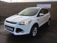 2013 FORD KUGA 2.0 TITANIUM 4WD TDCI 5d 160 BHP £10995.00