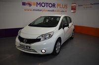 USED 2015 65 NISSAN NOTE 1.5 DCI VISIA 5d 90 BHP