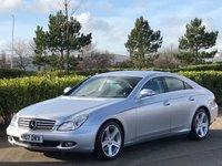 2007 MERCEDES-BENZ CLS CLASS 3.5 CLS350 CGI 4d AUTO 289 BHP £5695.00
