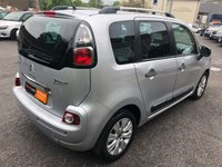 USED 2015 65 CITROEN C3 PICASSO 1.6 BLUEHDI EXCLUSIVE PICASSO 5d 98 BHP ** £20 ROAD TAX + CRUISE CONTROL **