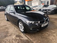 USED 2015 64 BMW 3 SERIES 3.0 330D M SPORT TOURING 5d AUTO 255 BHP