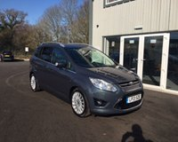 USED 2013 13 FORD GRAND C-MAX 2.0 TDCI TITANIUM AUTOMATIC 140 BHP THIS VEHICLE IS AT SITE 2 - TO VIEW CALL US ON 01903 323333