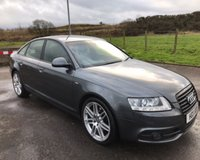 2011 AUDI A6 2.0 TDI S LINE SPECIAL EDITION 4d 168 BHP £8299.00