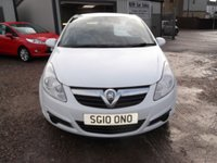 USED 2010 10 VAUXHALL CORSA 1.2 SWB CDTI 1d 73 BHP NO VAT, FANTASTIC CONDITION.