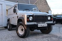 USED 2007 57 LAND ROVER DEFENDER 110 Hardtop 2.4 TDCi ( 122 bhp ) 2 Previous Owners Ex SSE Vehicle Full Service History No VAT To Pay