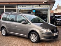 USED 2010 10 VOLKSWAGEN TOURAN 1.9 S TDI 5d 103 BHP 7 SEATS Free MOT for Life