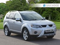 USED 2008 08 MITSUBISHI OUTLANDER 2.0 INTENSE WARRIOR H-LINE DI-D 5d 139 BHP