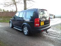 USED 2006 55 LAND ROVER DISCOVERY 2.7 3 TDV6 S 5d 188 BHP 7 Seat 1 OWNER. HUGE SERVICE HISTORY. NEW TIMING BELT, CLUTCH, AIR SUSPENSION COMPRESSOR. HARMON KARDON SOUND