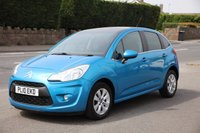 USED 2010 10 CITROEN C3 1.4 VTR PLUS 5d 72 BHP Finance Options Available - Good Credit / Bad Credit