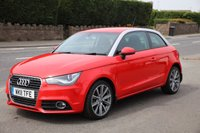 USED 2011 11 AUDI A1 1.6 TDI SPORT 3d 103 BHP Finance Options Available - Good Credit / Bad Credit