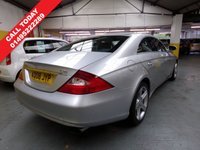 USED 2008 08 MERCEDES-BENZ CLS CLASS 3.0 CLS320 CDI 4d AUTO 222 BHP LAST OWNER SINCE 2010 MOT 22.01.2019 FULL LEATHER SEATS