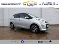 USED 2016 66 CITROEN C1 1.2 PURETECH FLAIR 5d 82 BHP One Owner Full Service History Buy Now, Pay Later Finance!