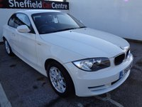 USED 2010 60 BMW 1 SERIES 2.0 120I ES 2d AUTO 168 BHP £147 A MONTH SERVICE HISTORY ALLOY WHEELS PARKING SENSORS  POPULAR CAR  IN SOUGHT AFTER COLOUR