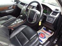 USED 2009 LAND ROVER RANGE ROVER SPORT 2.7 TDV6 SPORT HSE 5d AUTO 188 BHP