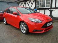 2013 FORD FOCUS 2.0 ST-3 5d 247 BHP £11683.00
