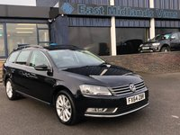2014 VOLKSWAGEN PASSAT 2.0 EXECUTIVE TDI BLUEMOTION TECHNOLOGY DSG 5d AUTO 175 BHP £10450.00