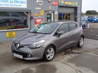 USED 2013 63 RENAULT CLIO 1.1 EXPRESSION PLUS 16V 5d 75 BHP  1 Owner From New   Excellent Service History