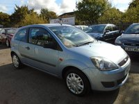 USED 2007 07 FORD FIESTA 1.2 STYLE CLIMATE 16V 3d 78 BHP