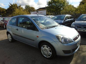 2007 FORD FIESTA 1.2 STYLE CLIMATE 16V 3d 78 BHP £2195.00