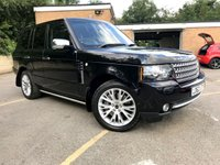 2012 LAND ROVER RANGE ROVER 4.4 TDV8 WESTMINSTER 5d AUTO 313 BHP DEPLOYABLE SIDE STEPS,  £18990.00