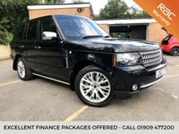2012 LAND ROVER RANGE ROVER 4.4 TDV8 WESTMINSTER 5d AUTO 313 BHP DEPLOYABLE SIDE STEPS,  £17990.00