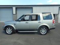USED 2010 10 LAND ROVER DISCOVERY 3.0 4 TDV6 GS 5d AUTO 245 BHP 7 SEATER NEW MODEL