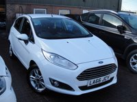 USED 2017 66 FORD FIESTA 1.2 ZETEC 5d 81 BHP ANY PART EXCHANGE WELCOME, COUNTRY WIDE DELIVERY ARRANGED, HUGE SPEC