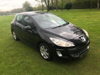 USED 2010 60 PEUGEOT 308 1.6 SPORT HDI 5d 89 BHP **EXCELLENT FINANCE PACKAGES AVAILABLE**LOW MILEAGE**£30 PER YEAR TAX**