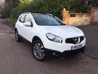 USED 2013 13 NISSAN QASHQAI 1.6 TEKNA IS DCIS/S 5d 130 BHP PLEASE CALL TO VIEW