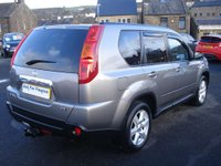 USED 2009 59 NISSAN X-TRAIL 2.0 ACENTA DCI 5d 171 BHP FULL HISTORY & LOW MILEAGE