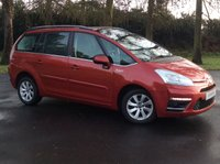 USED 2011 61 CITROEN C4 GRAND PICASSO 1.6 VTR PLUS HDI 5d 110 BHP A great family 7 Seater car
