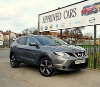 USED 2014 64 NISSAN QASHQAI 1.2 N-TEC PLUS DIG-T 5d 113 BHP 0% Deposit Plans Available even if you Have Poor/Bad Credit or Low Credit Score, APPLY NOW!