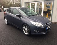 USED 2014 14 FORD FOCUS 1.0 TITANIUM X ECOBOOST 125 BHP THIS VEHICLE IS AT SITE 1 - TO VIEW CALL US ON 01903 892224