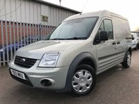 2012 FORD TRANSIT CONNECT T230 110 BHP TREND LWB H/R **NO VAT** £3895.00