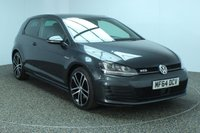 USED 2014 64 VOLKSWAGEN GOLF 2.0 GTD 3DR 182 BHP1 OWNER £20 ROAD TAX FULL SERVICE HISTORY FULL SERVICE HISTORY + £20 12 MONTHS ROAD TAX + PARKING SENSOR + BLUETOOTH + CRUISE CONTROL + CLIMATE CONTROL + XENON HEADLIGHTS + MULTI FUNCTION WHEEL + RADIO/CD/AUX/USB + 18 INCH ALLOY WHEELS