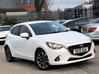 2015 MAZDA 2 1.5 SPORTS LAUNCH EDITION 5d 89 BHP £6688.00