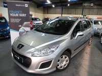 USED 2012 62 PEUGEOT 308 1.6 HDI SW ACCESS 5d 92 BHP