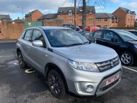 USED 2017 17 SUZUKI VITARA 1.6 SZ4 5d 118 BHP ONLY 7531 MILES FROM NEW. EXCEPTIONALLY CHEAP TO RUN, LOW CO2 EMISSIONS AND EXCELLENT FUEL ECONOMY!..GOOD SPECIFICATION AIR CONDITIONING, ISOFIX CHILD SEAT MOUNTINGS, ALLOY WHEELS, HILL ASSIST AND FULL SERVICE HISTORY AND 1 PREVIOUS KEEPER.