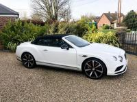 USED 2017 BENTLEY CONTINENTAL 4.0 GT V8 S MDS 2d AUTO 521 BHP Low Mileage / Mulliner Spec