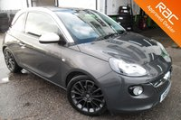 USED 2015 15 VAUXHALL ADAM 1.2 GLAM 3d 69 BHP VIEW AND RESERVE ONLINE OR CALL 01527-853940 FOR MORE INFO.