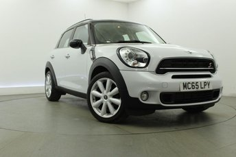 2015 MINI COUNTRYMAN 2.0 COOPER SD 5d AUTO 141 BHP £12000.00