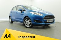 USED 2015 64 FORD FIESTA 1.0 ZETEC 5d 99 BHP START STOP - USB - VOICE CNTRL
