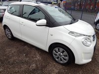 USED 2015 15 CITROEN C1 1.0 FEEL 5d 68 BHP LOW INSURANCE, IDEAL 1ST CAR, FULL SERVICE HISTORY
