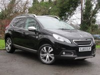 USED 2015 65 PEUGEOT 2008 1.6 BLUE HDI S/S CROSSWAY 5d  **ONE LADY OWNER FROM NEW**