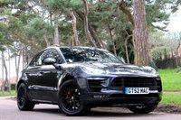 2017 PORSCHE MACAN 3.0 GTS PDK 5d AUTO 360 BHP £SOLD